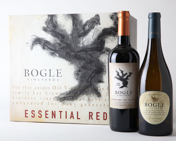 Bogle Custom Carton and Bottles