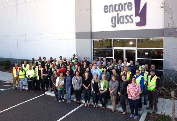 Encore Glass Crowd
